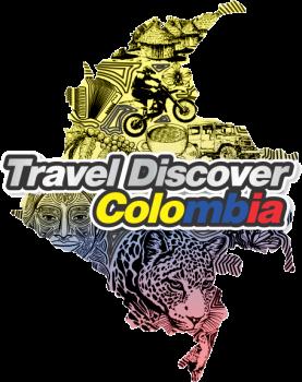 logo descubre colombia sin pag web